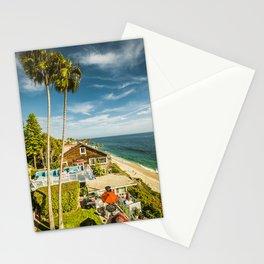 Sunny Summer Day 5533 Laguna Beach Stationery Cards