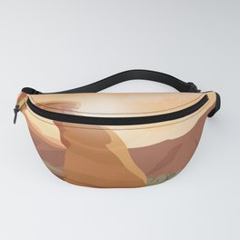 DELICATE ARCH Fanny Pack