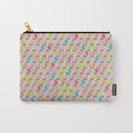 Block Party Bright Carry-All Pouch
