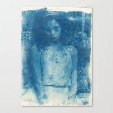 Icequeen Canvas Print