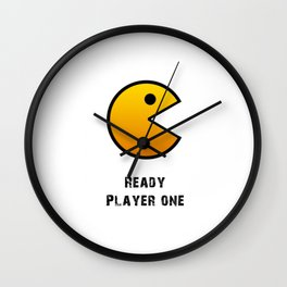 ready player one! Wall Clock