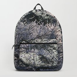 Frosty forest Backpack
