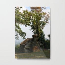 Abandoned Home Metal Print