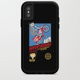 Adventurebike iPhone Case