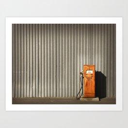 Pumped Art Print