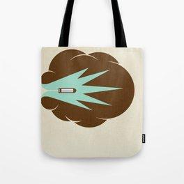 Boom! Tote Bag