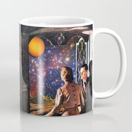 Wolves Are Silent But the Moon Howls Coffee Mug