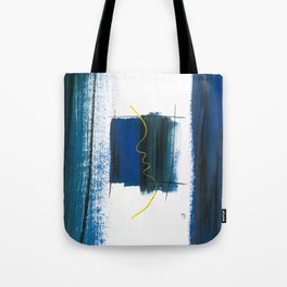 Character No6 Tote Bag