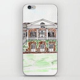 University of Alabama, Alabama, Greek life iPhone Skin