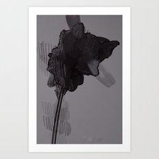 leaf twelve Art Print