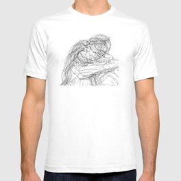 make-out? (B & W) T-shirt