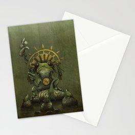 Leptopelis Uluguriensis Stationery Cards