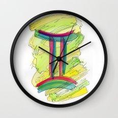 Gemini Flow Wall Clock