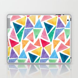 Watercolor Pattern Laptop & iPad Skin