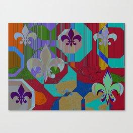 WONDERWORLD 4 Canvas Print