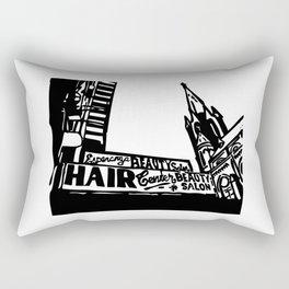 Bushwick Ave Brooklyn Rectangular Pillow
