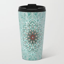 Mystic Mandala Travel Mug