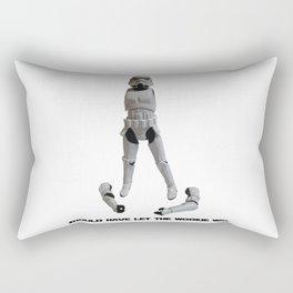 Loser Wookie Rectangular Pillow