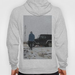 Snow in the Fall Hoody