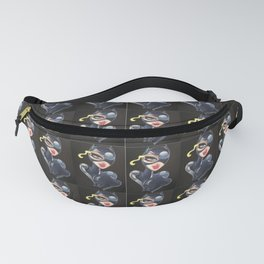 Dark Night Superheros Fanny Pack