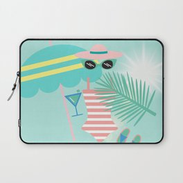 Palm Springs Ready Laptop Sleeve