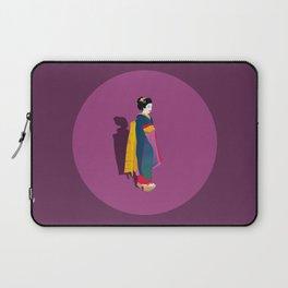 Maiko Aki Laptop Sleeve