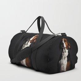 Greater Swiss Mountain Dog Duffle Bag