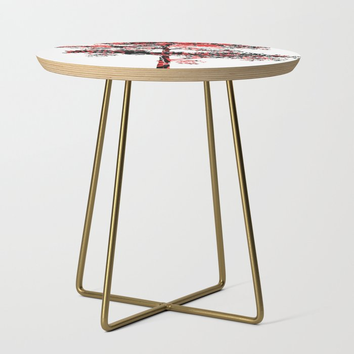 Tree 253 Side Table By Green_cow