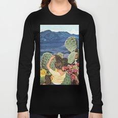 Curious Long Sleeve T-shirt