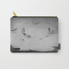 Abstract in Nature Shadows Carry-All Pouch