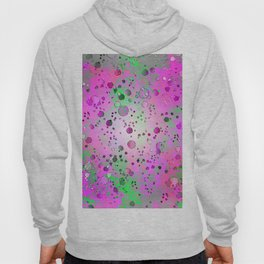 Colorful bubbles 232 Hoody
