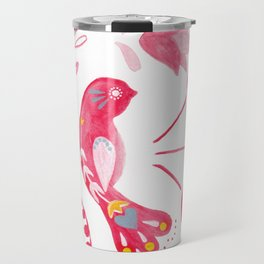 Bird of Hope Travel Mug