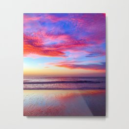 What a Wonderful World Metal Print