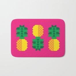 Fruit: Pineapple Bath Mat