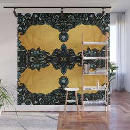 Golden fleece Wall Mural
