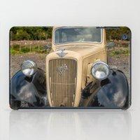 austin iPad Cases featuring Austin 7 by Adrian Evans