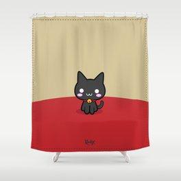 Gatto ♥ Shower Curtain