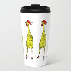 Rubber Chicken Travel Mug