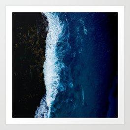 Sea 8 Art Print