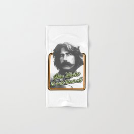 One 'stache to rule them all Hand & Bath Towel