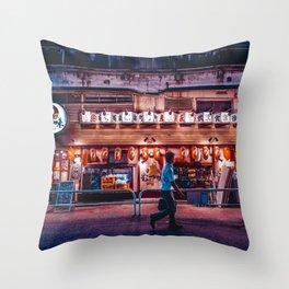 Tokyo 64 Throw Pillow