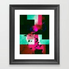 byrdbryyn Framed Art Print