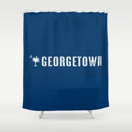 Georgetown, South Carolina Shower Curtain