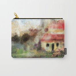 Old Spanish Village Carry-All Pouch