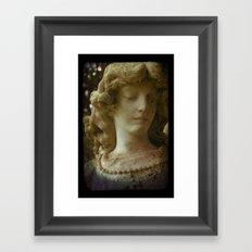 ColnaHead2 Framed Art Print