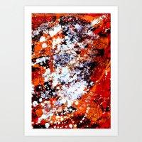 batik Art Prints featuring batik by ifcha