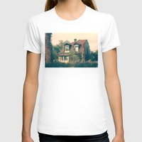 house T-shirts featuring HOUSE by Logram