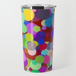Circles #14 - 03192017 Travel Mug