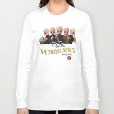 the Modal Nodes Long Sleeve T-shirt