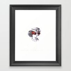 Chiic Framed Art Print